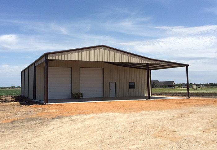 Lewing Buildings Metal Buildings In El Campo Texas